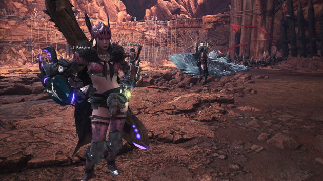 Monster Hunter: World - po walce na arenie