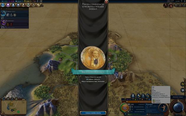 Civilization VI: Rise and Fall - stworzenie wielkiego dzieła