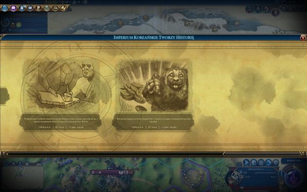 Civilization VI: Rise and Fall - tworzenie historii