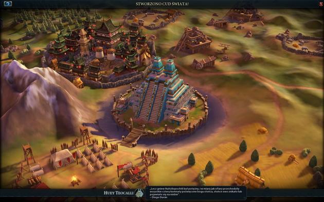 Civilization VI: Rise and Fall - stworzono cud świata