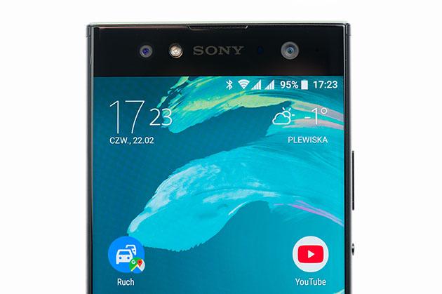 Sony Xperia XA2 Ultra - wyświetlacz