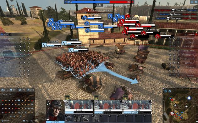 Total War: Arena - oddział do ataku