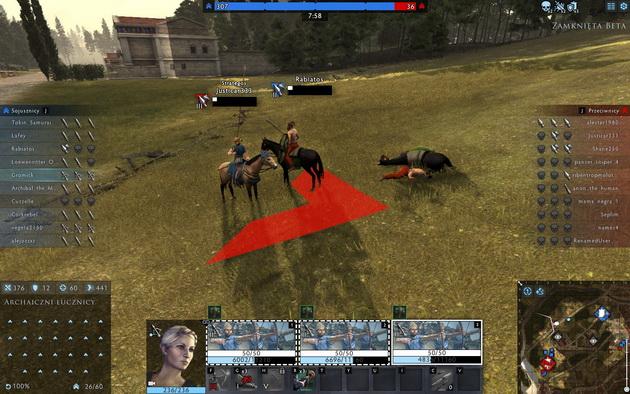 Total War: Arena - walka 1 na 1