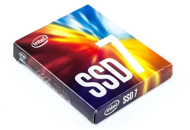 Intel SSD 760p 512 GB