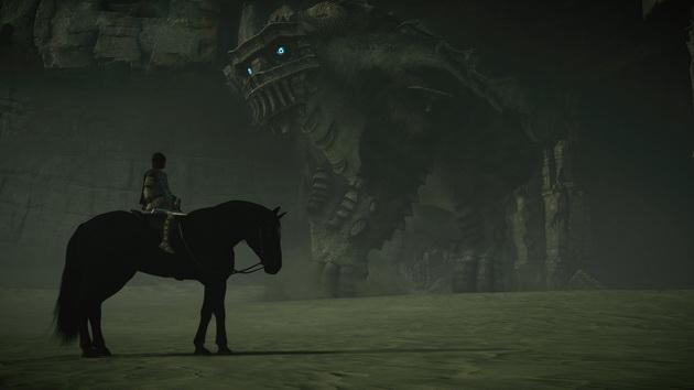 Shadow of the Colossus - spotkanie z kolosem