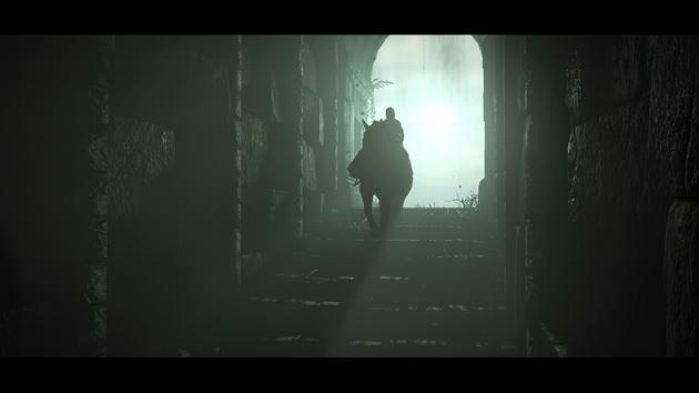 Shadow of the Colossus - w głąb świątyni