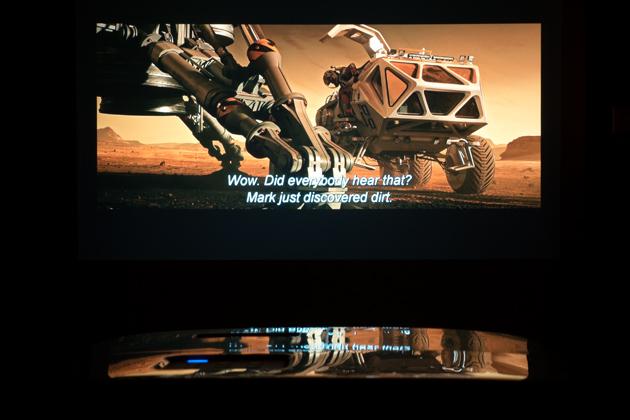 Optoma HD27e film