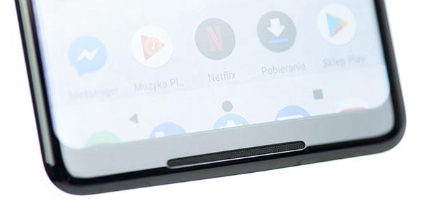 Google Pixel 2 XL - głośnik dolny