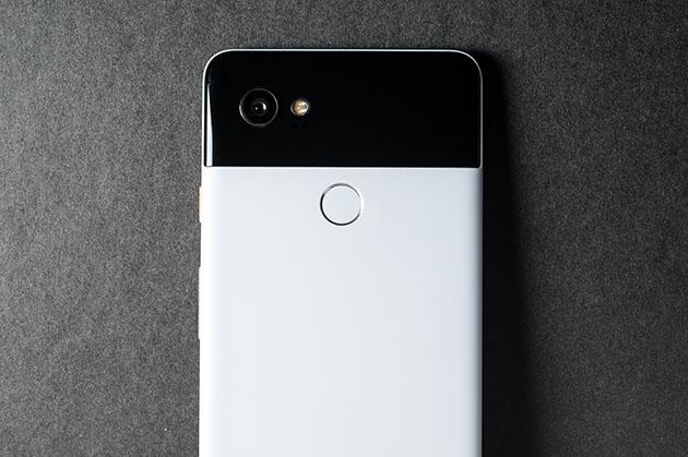Google Pixel 2 XL -  tył