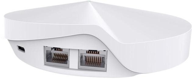 TP-Link Deco M5 połączenia ethernet
