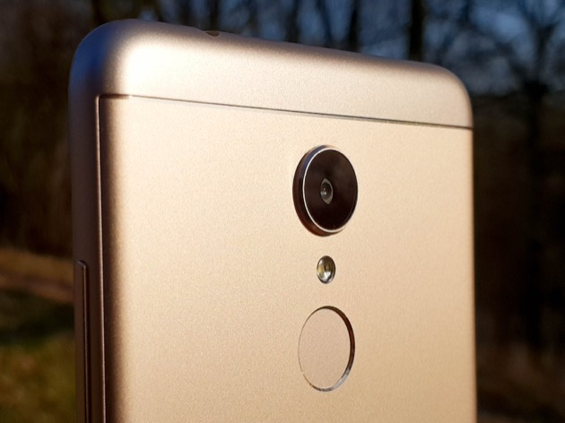 Xiaomi Redmi 5 kamerka