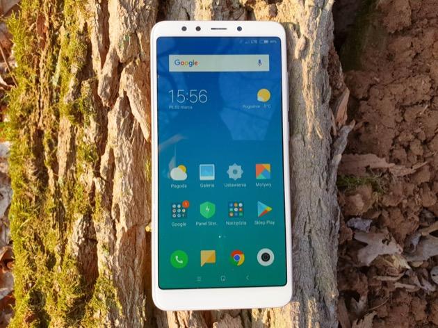 Xiaomi Redmi 5 recenzja