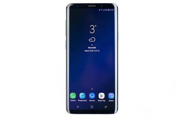 Galaxy S9+ test i recenzja
