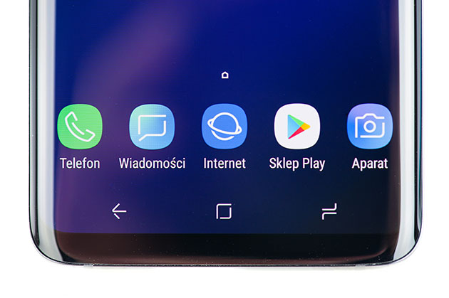Galaxy S9+ wyświetlacz Super AMOLED