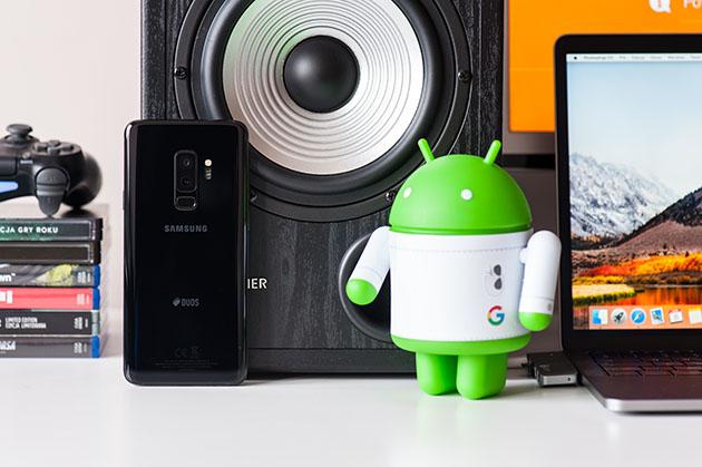 Samsung Galaxy S9+ smartfon flagowy