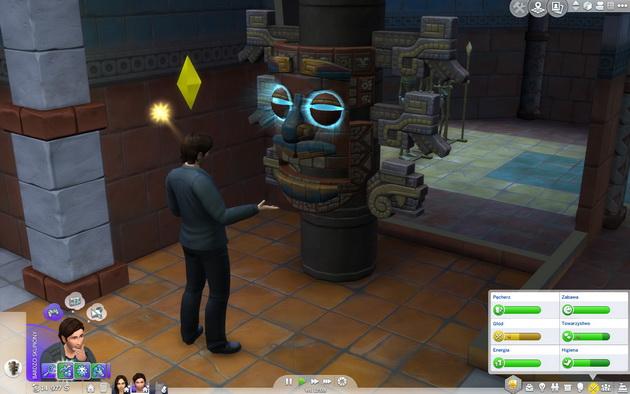 The Sims 4: Przygoda w dżungli - zagadka w ruinach
