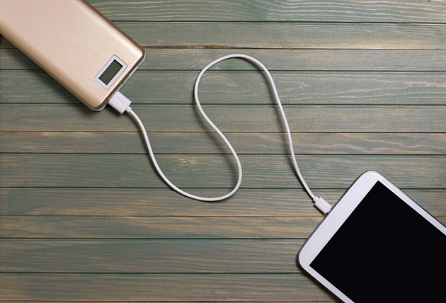 Jaki smartfon - bateria
