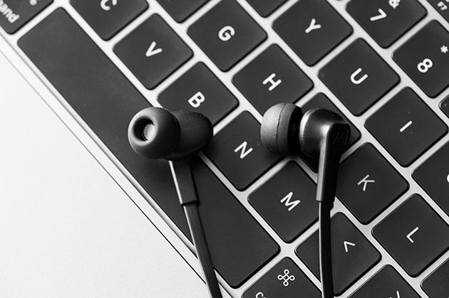 MEE Audio N1 - słuchawki bezprzewodowe do telefonu