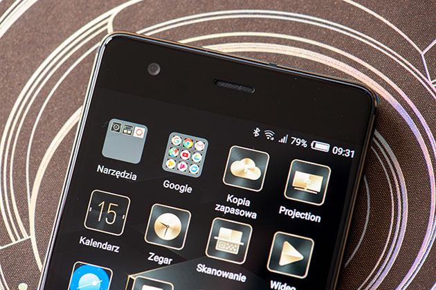 Nubia Z17 Lite - ikony systemowe