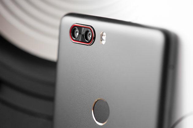 Nubia Z17 Lite - podwójny aparat z tyłu