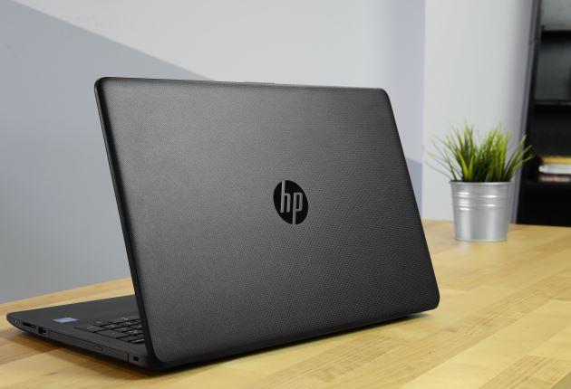 HP 15-ra048nw (3FY53EA) tył profil