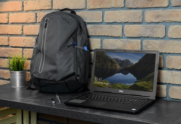 Dell Inspiron 15 3567 i plecak Dell Urban Backpack 15.6