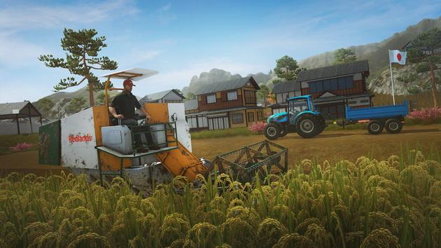 Pure Farming 2018 - Japonia