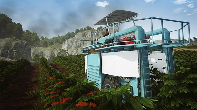 Pure Farming 2018 - zbiory