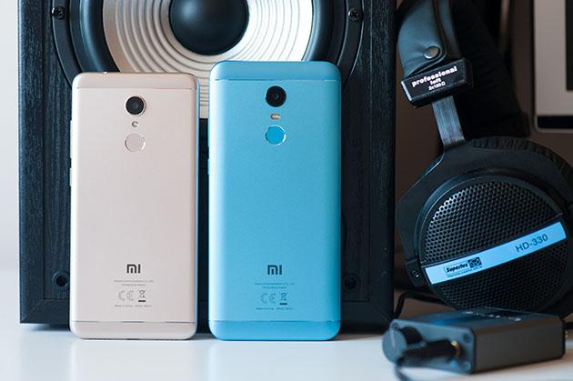 Xiaomi Redmi 5 vs Redmi 5 Plus - który warto kupić - porównanie