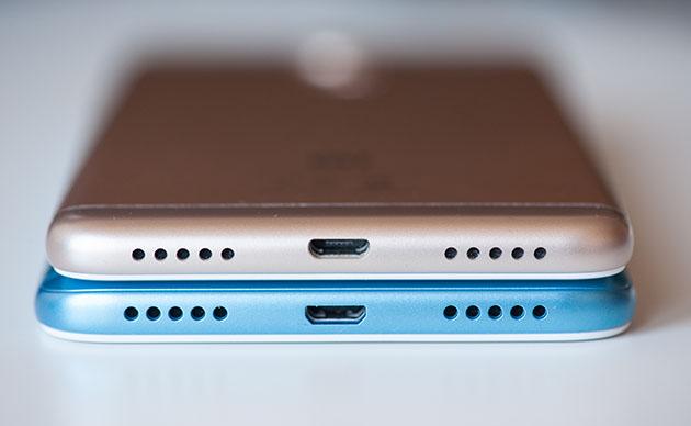 port micro USB