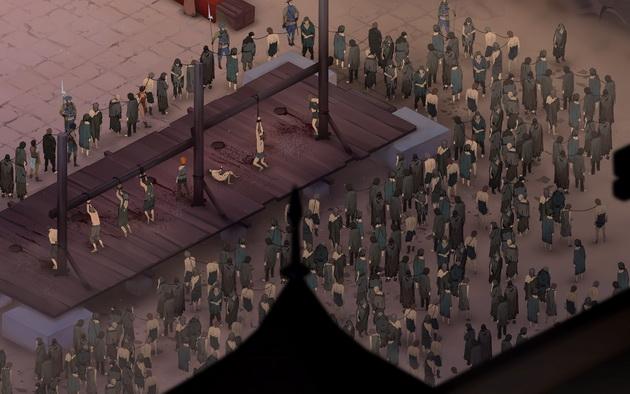 Ash of Gods: Redemption - egzekucje