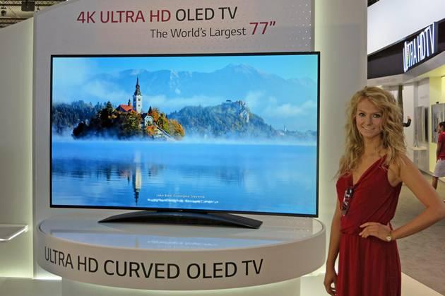 Telewizor OLED 4K