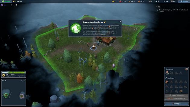 Northgard - warunki zwycięstwa handlowego