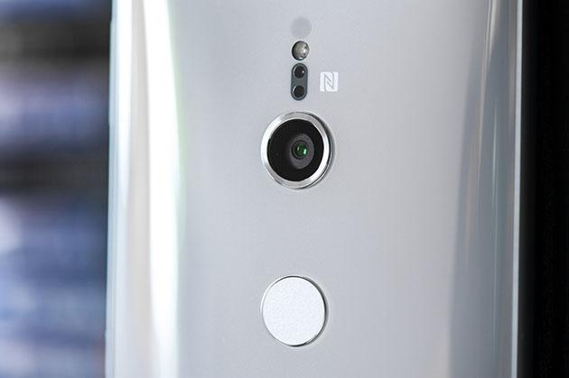 Sony Xperia XZ2 - aparat tylny