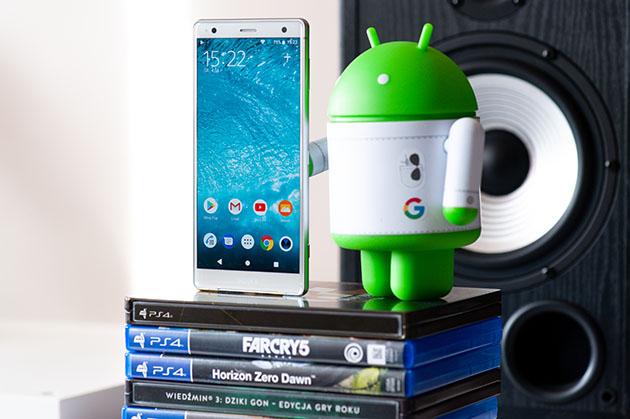 Sony Xperia XZ2 - wrażenia z używania i ważne cechy