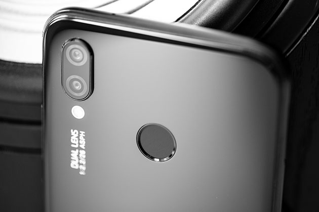 Huawei P20 Lite - tył