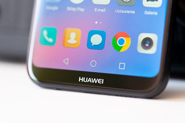 Huawei P20 Lite - wyświetlacz
