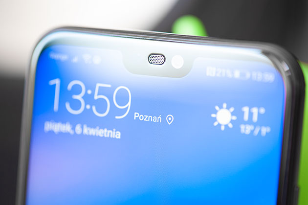 Huawei P20 Lite - szkło