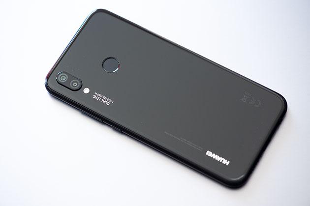 Huawei P20 Lite - szklany tył obudowy