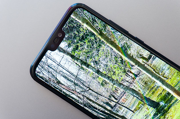 Huawei P20 Lite - ekran 19:9