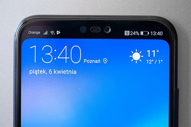 Huawei P20 Lite - bez wcięcia