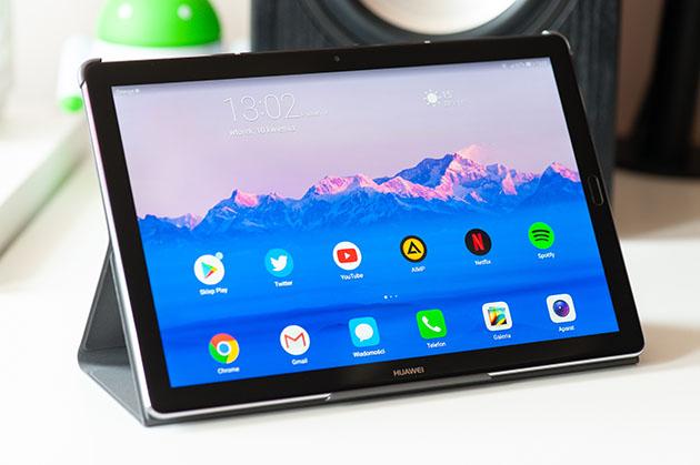 Huawei MediaPad M5 10 - test i recenzja