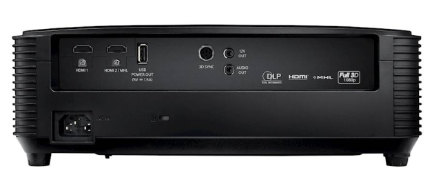 Optoma HD144X tył