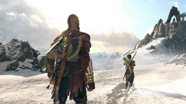 God of War - w drodze na górę