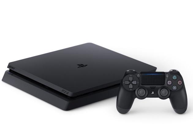 PS4 slim - konsola na komunię
