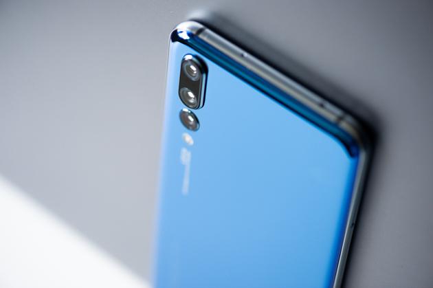 Huawei P20 Pro - tył