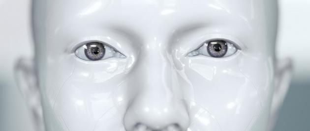 Detroit: Become Human - oczy androida
