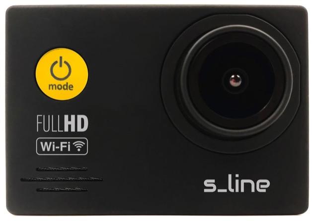 kamerka S-Line przód
