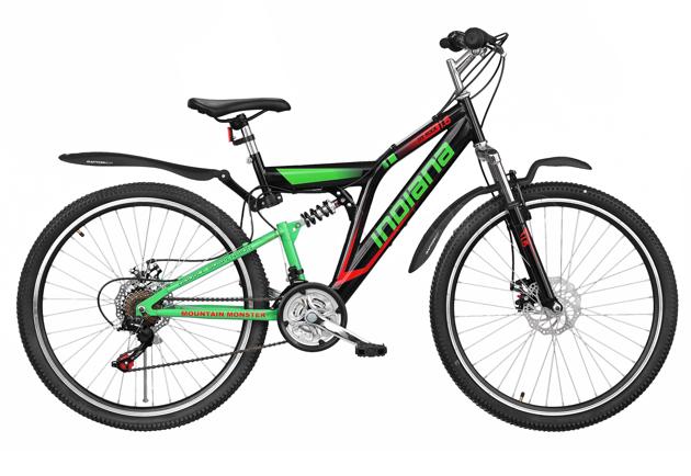 Rower na komunię indiana