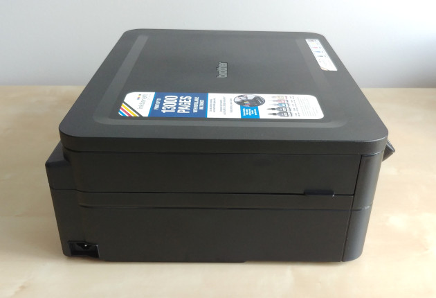 Brother DCP-T510W bok